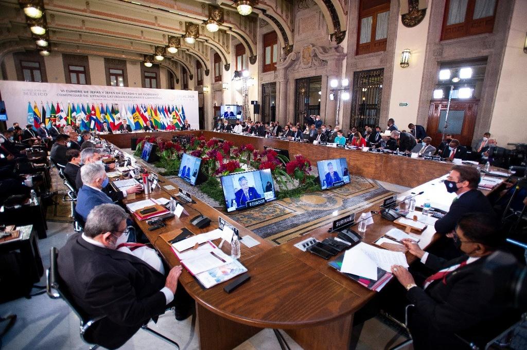 Declaración de México: Celac aboga por un orden internacional justo, inclusivo y no injerencista