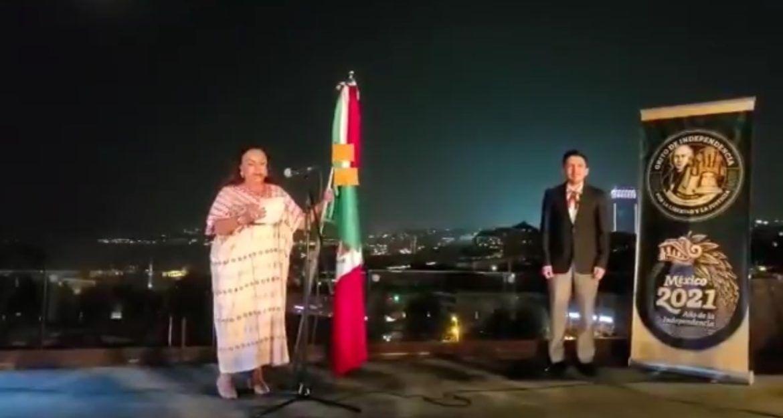 """Posturas encontradas por """"Viva López Obrador"""" en Turquía"""