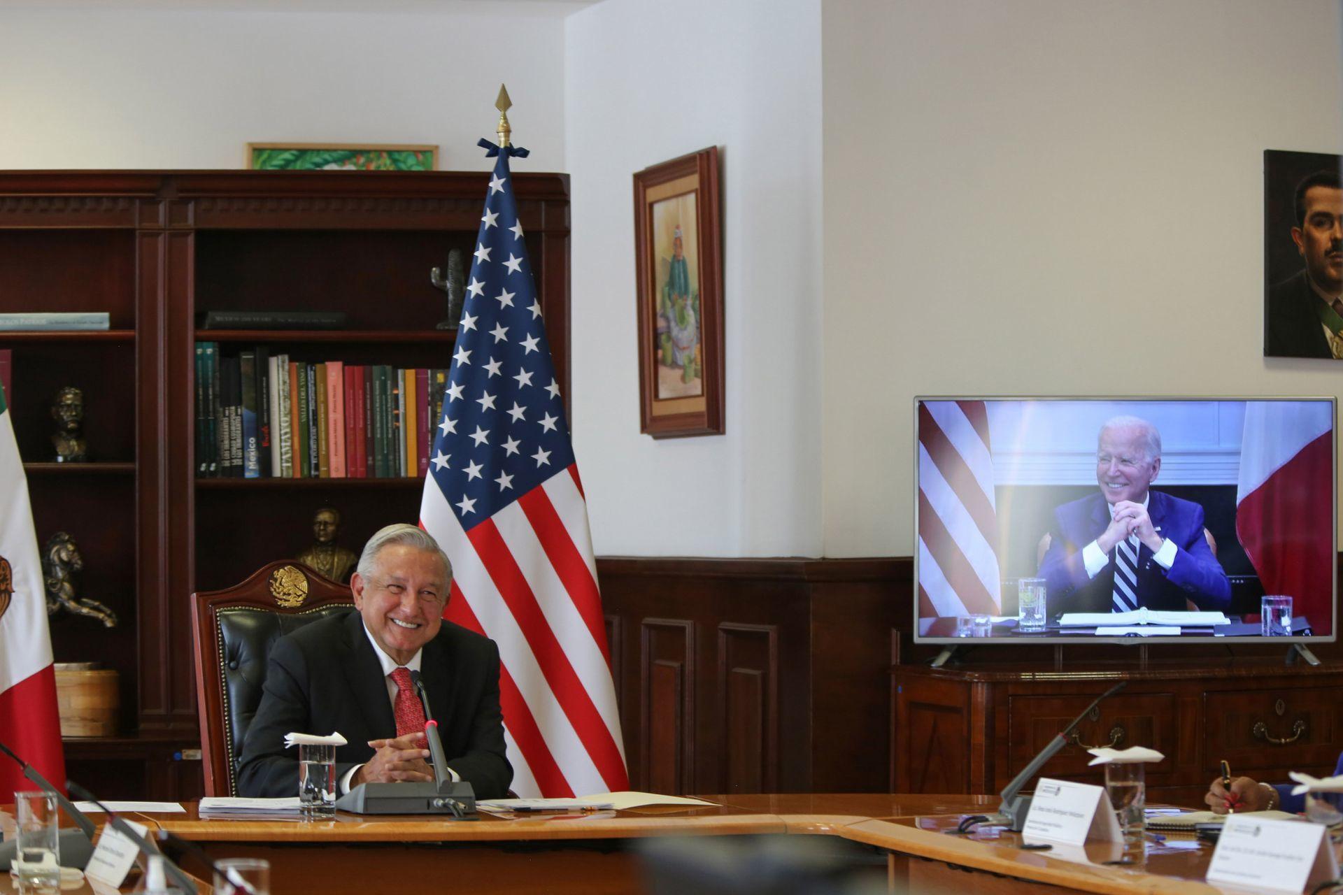 Joe Biden felicita a México por sus 200 años de Independencia