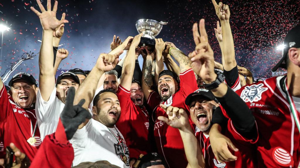 Toros de Tijuana consuma hazaña, levanta Copa Zaachila de la LMB