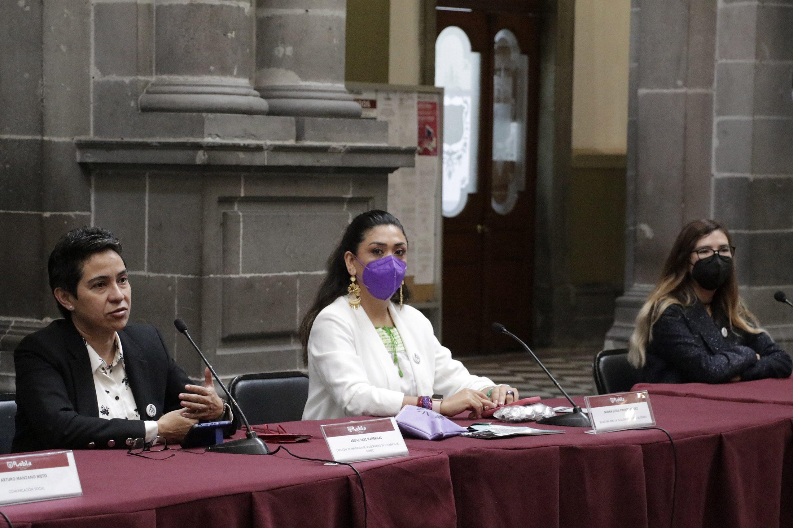 Pandemia incrementó violencia de género en el municipio de Puebla