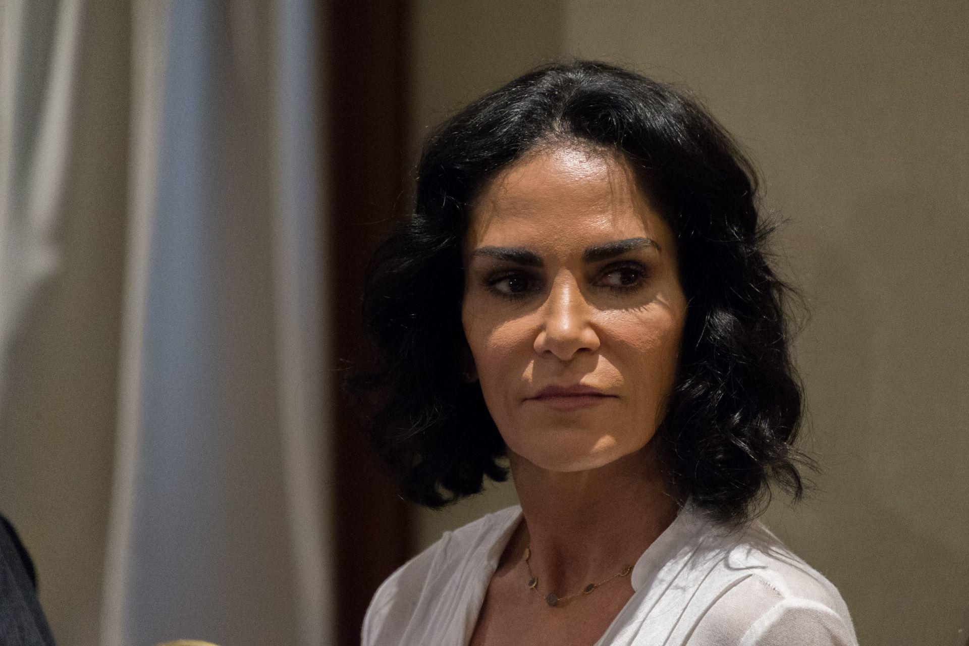 Lydia Cacho lamenta impunidad judicial; desechan amparo contra Kamel Nacif