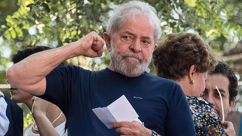 ¿Podría Lula ganar las elecciones en Brasil? Esto es lo que dicen dos encuestas