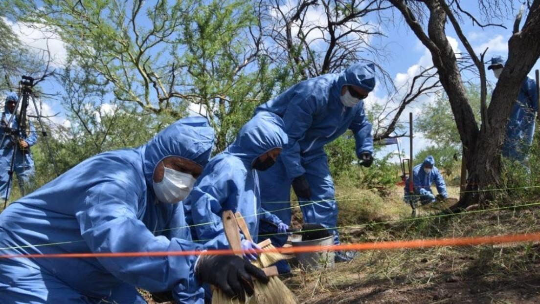 Encuentra restos de cinco indígenas yaquis que estaban desaparecidos en México