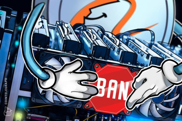 Alibaba también prohibirá las ventas de cripto mineros en medio de la represión de China