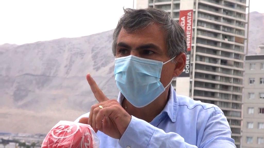 Alcalde de Iquique: Gobierno de Piñera no ha querido aceptar ayuda internacional ofrecida por la ONU para construir refugio en el Norte