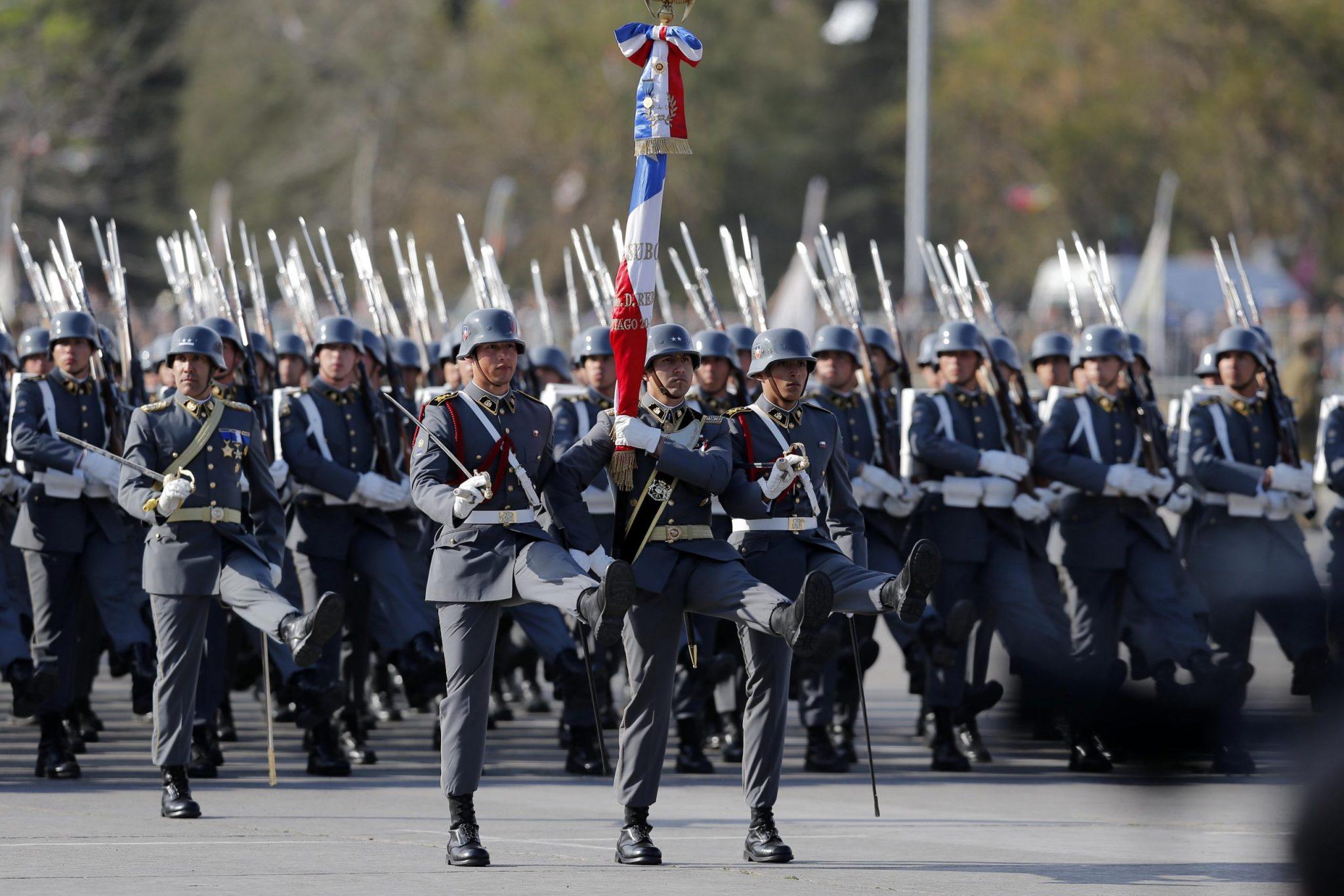 Llueven críticas al Gobierno por Parada Militar: Piden emplear recursos en atención de necesidades de la ciudadanía y no en exhibición de armas y uniformados