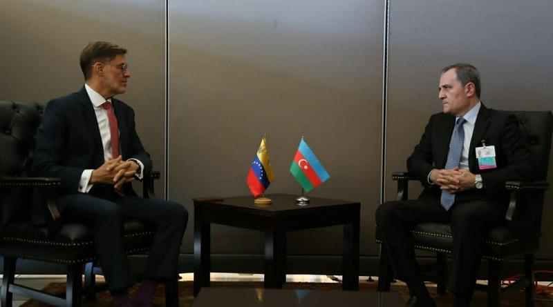 Canciller venezolano recibe invitación a la Cumbre del Mnoal