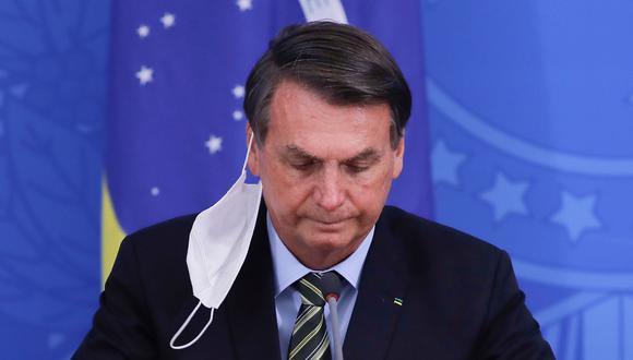 Bolsonaro recula: «Nunca tuve la intención de atacar a ninguno de los Poderes»