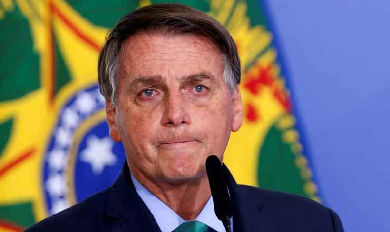 Bolsonaro llama a sus seguidores a «tener calma» tras sus discursos incendiarios