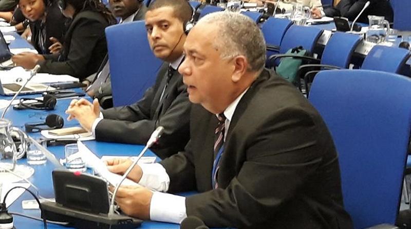 Contralor venezolano entregó a la Convención de Viena pruebas de robo de activos al país