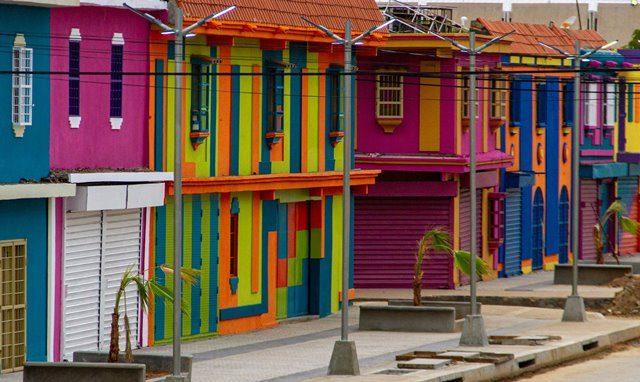 Avenida 8 Paéz de la ciudad de Maracaibo quedó nuevecita