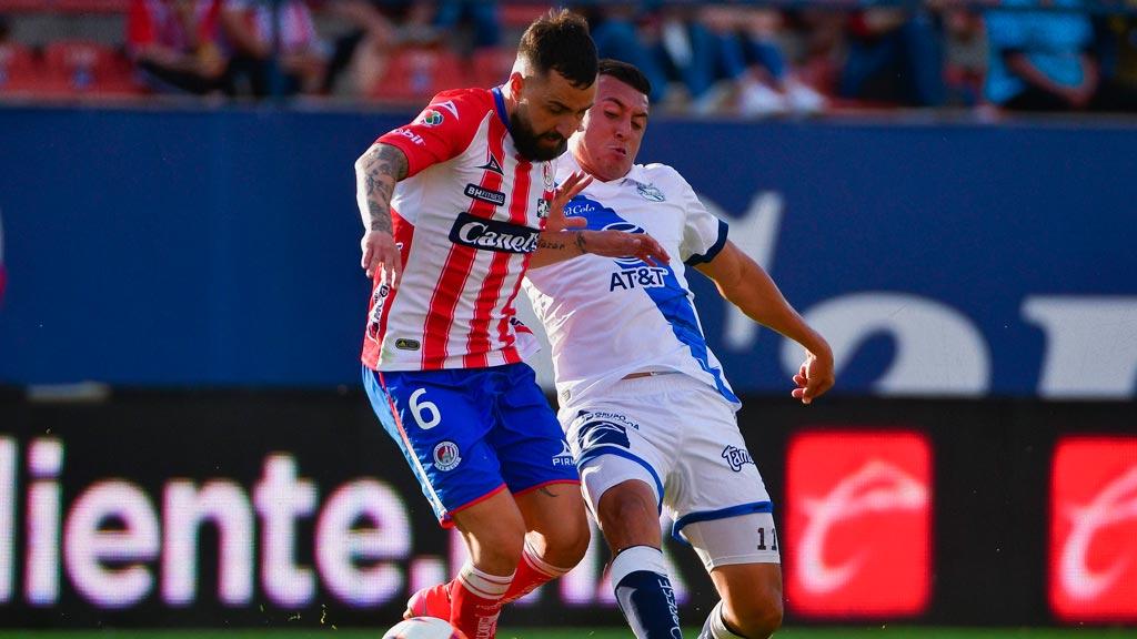 Club Puebla vs Atlético San Luis: comienza la lucha por el repechaje