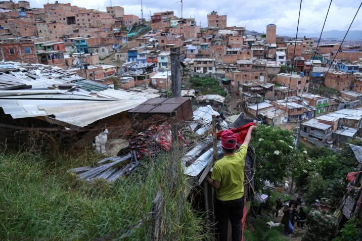 Datos oficiales revelan un crecimiento de la pobreza multidimensional en Colombia