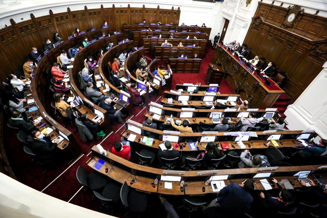 Gobierno continúa con su boicot a la Convención Constituyente: Sabía de casos Covid pero calló