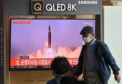 Corea del Norte confirma que probó de manera exitosa un nuevo sistema de misiles