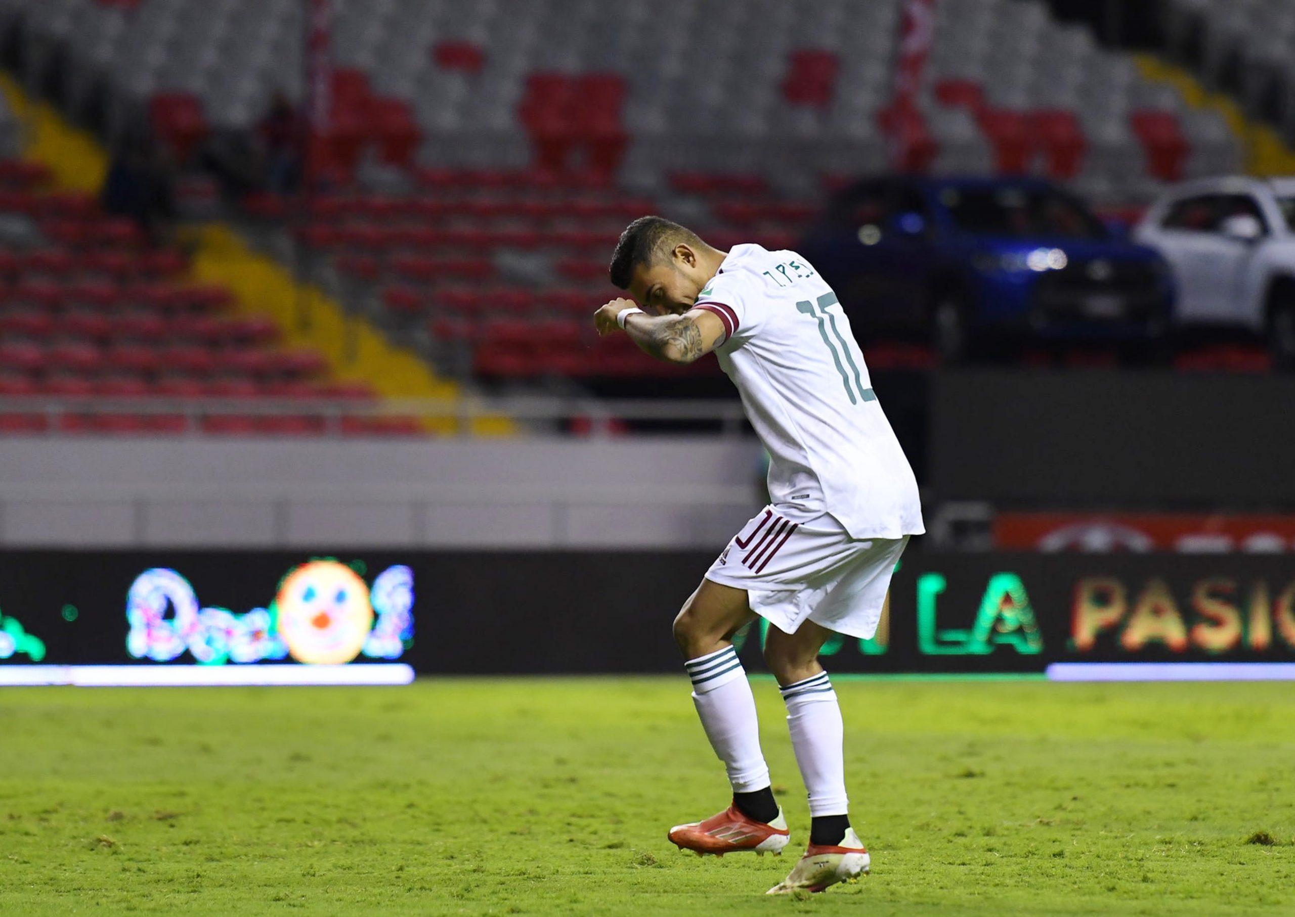 México suma tres puntos ante Costa Rica… y nada más