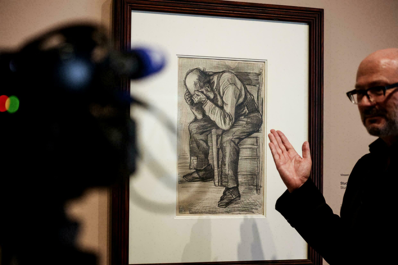 «Espectacular»: descubren un dibujo a lápiz atribuido a Vincent Van Gogh
