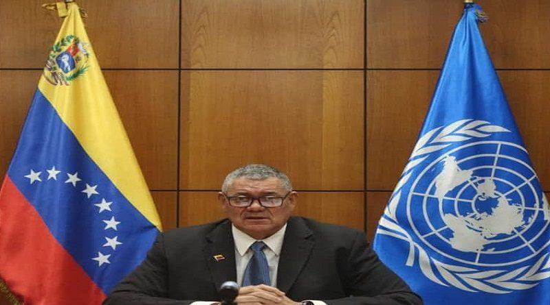 Venezuela denunció impacto de medidas coercitivas en cumbre de sistemas alimentarios de la ONU