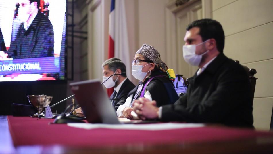 Convención Constitucional ratifica su autonomía durante el debate de los dos tercios, pese a emplazamientos de la Derecha