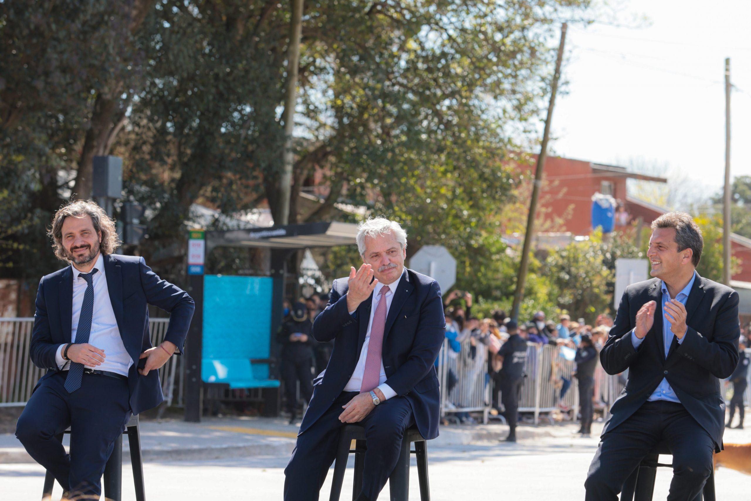 Fernández Argentina elecciones PASO