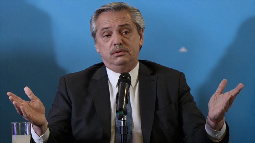 «El que se apura se equivoca»: Fernández cuestiona presiones para cambios en su Gabinete