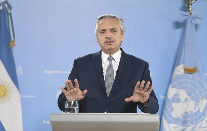 Fernández denunció en la ONU un «deudicidio» contra su país durante gestión de Macri