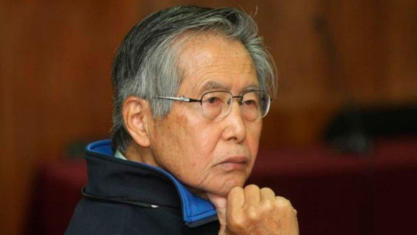 Perú: aplazan decisión sobre juicio a Fujimori por esterilizaciones forzadas