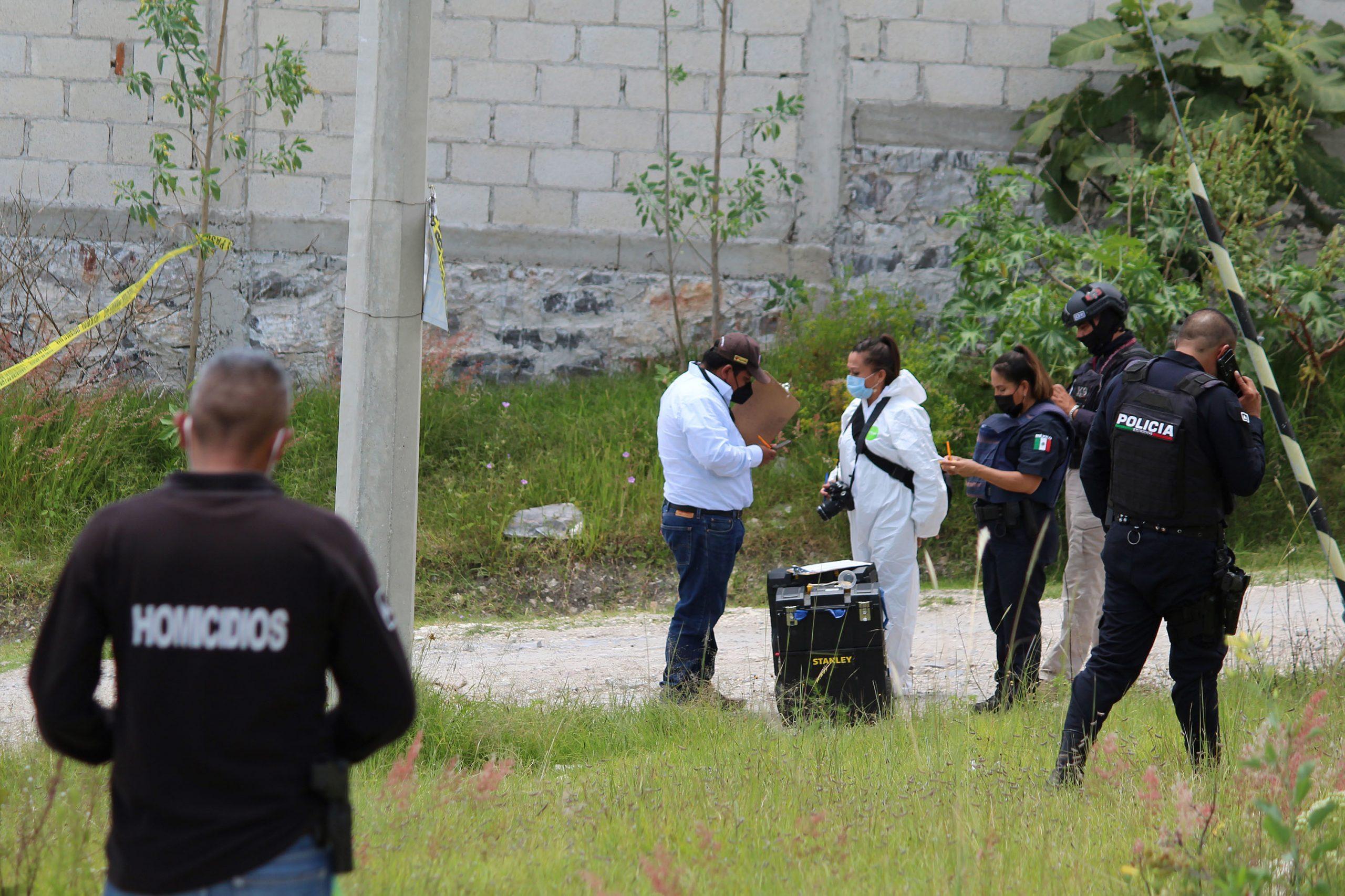 Registró Puebla 573 homicidios dolosos durante los primeros 8 meses de 2021: Rosa Icela Rodríguez