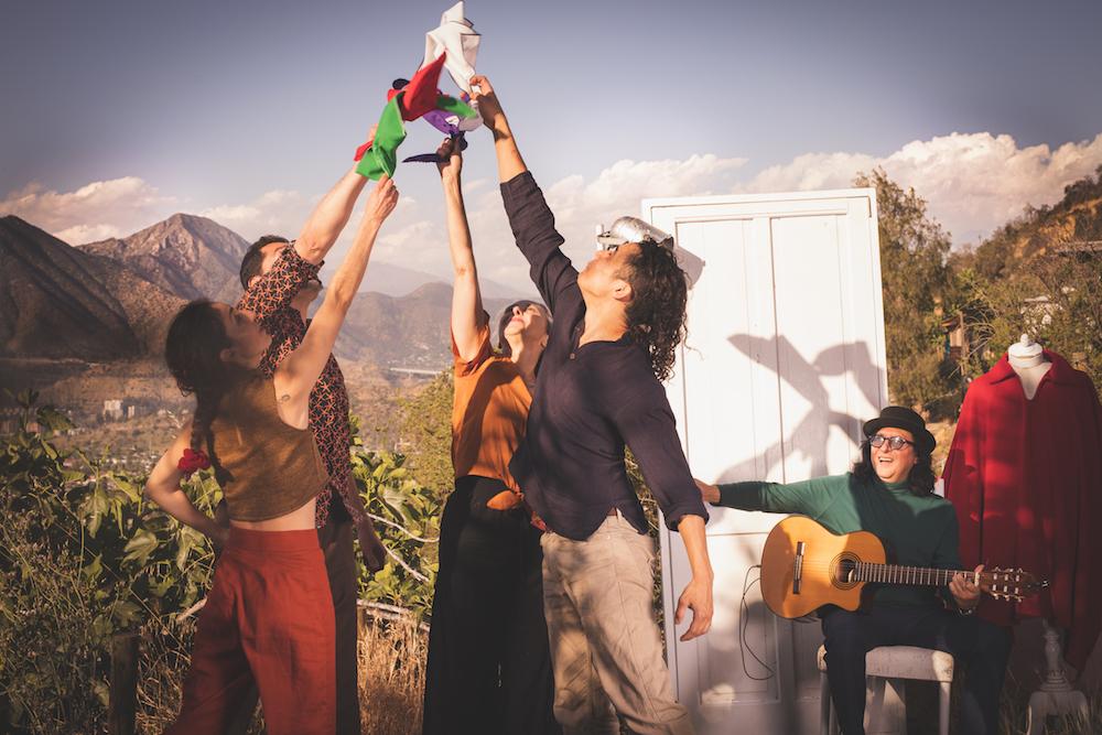 Con homenaje a Indio Pavez GAM inicia programación presencial de danza