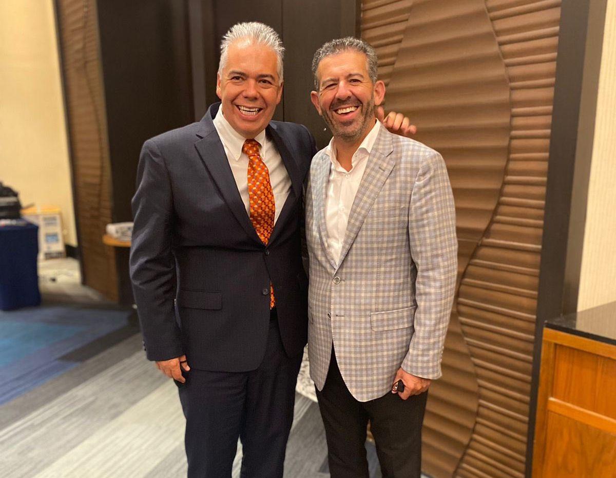 Consejo Coordinador Empresarial de Puebla ratifica a Ignacio Alarcón por un año más como su representante