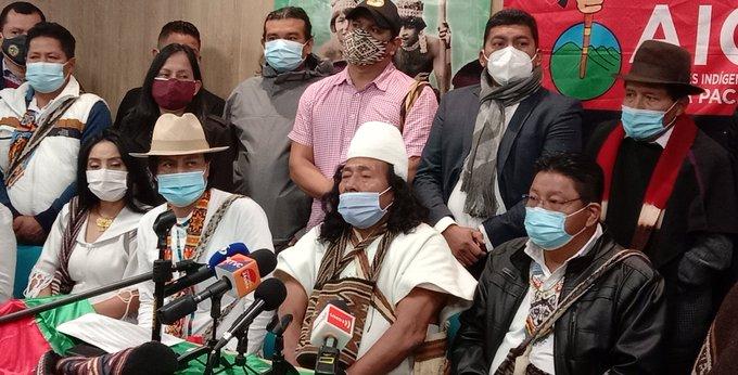 Denuncian que seis indígenas fueron asesinados en últimas horas en Colombia