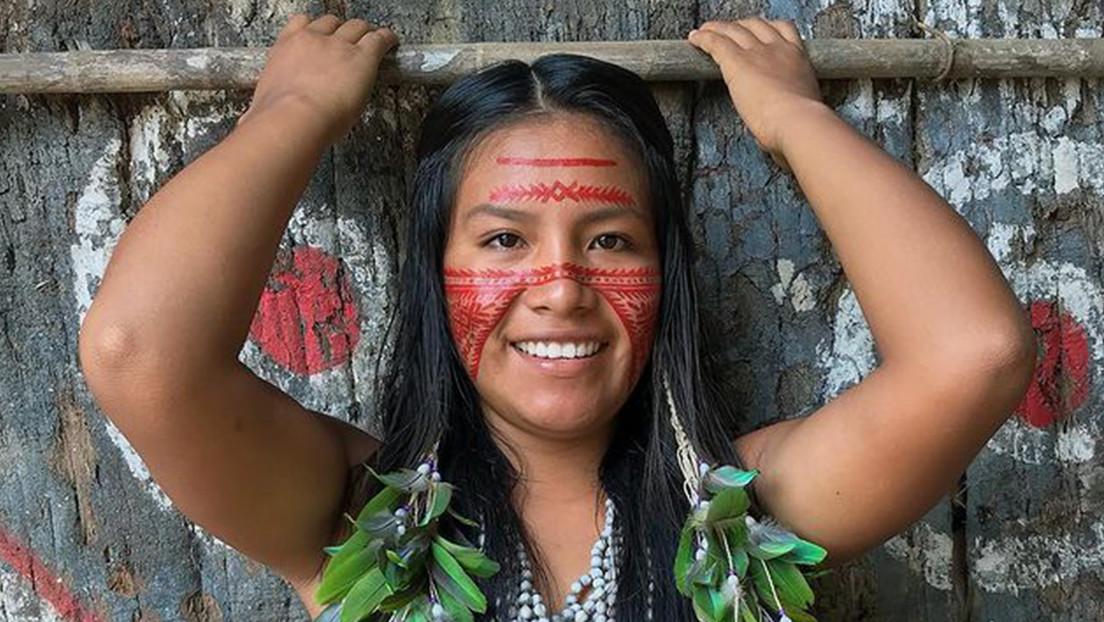 Cunhaporanga: La indígena 'tiktoker' brasileña que rompe las redes con millones de seguidores