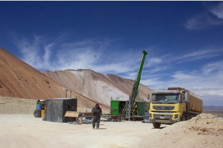 Corte Suprema paraliza sondajes mineros en Cerro Anocarire y ordena someter proyecto a Estudio de Impacto Ambiental