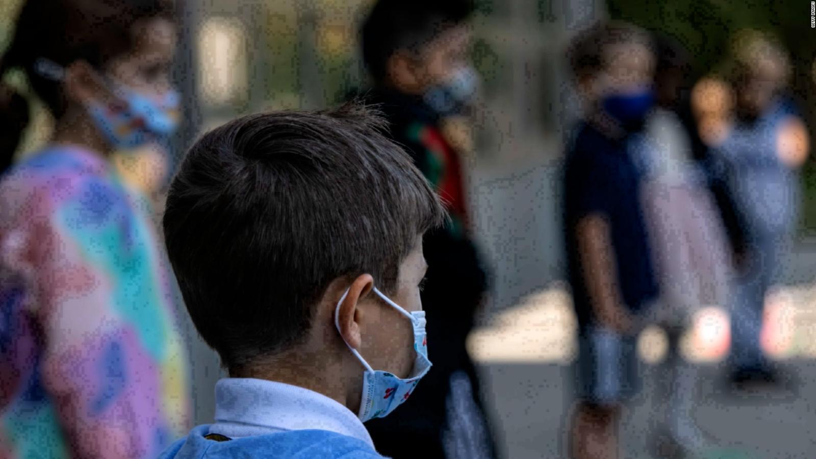 OPS advierte que niños y adolescentes no han recibido la atención que merecen en la pandemia