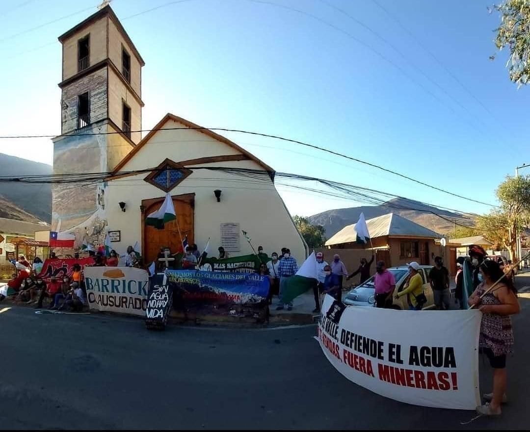 Pascua Lama: Denuncian que plan de cierre de minera Barrick atenta contra la vida de comunidades y ecosistemas
