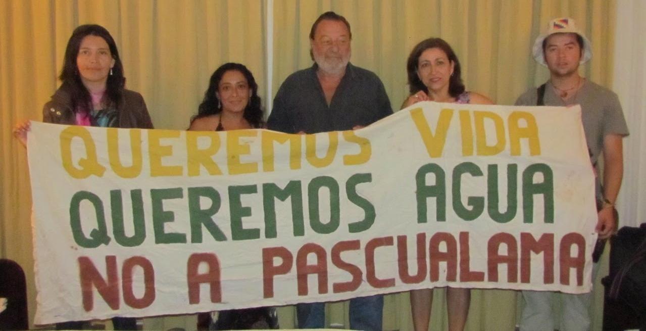 Comunidad del Valle del Huasco homenajea a Patricio Manns, luchador anti Pascua Lama y defensor de la vida