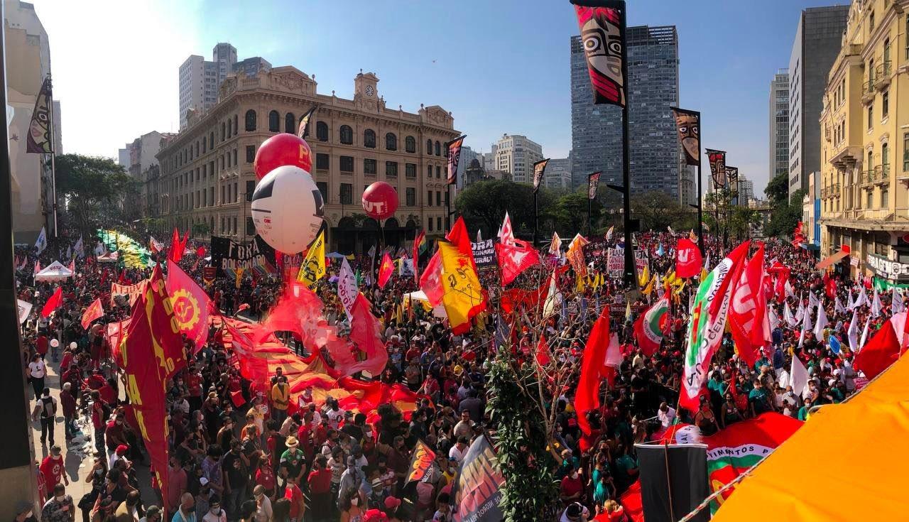 Brasil: Partido de los Trabajadores llama al campo democrático a defender agenda del pueblo