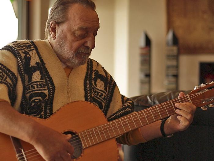 A los 84 años falleció el destacado músico y escritor chileno Patricio Manns
