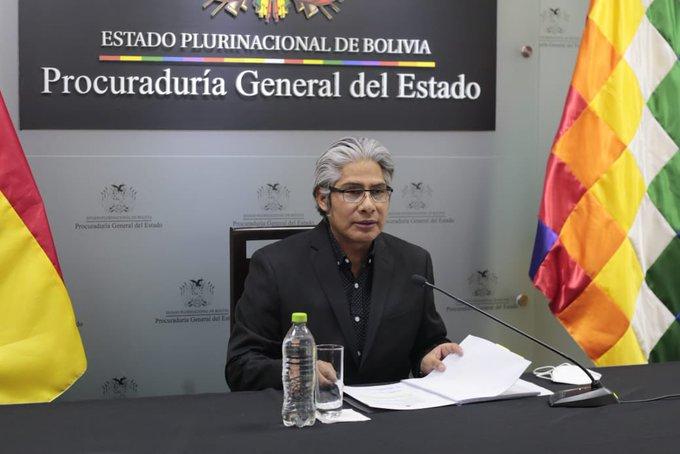 Procurador de Bolivia: derechos y garantías de Áñez no están siendo vulnerados