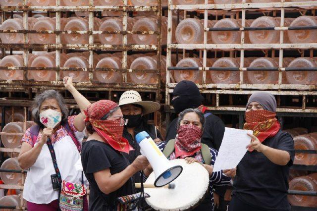 Pueblos originarios en Puebla