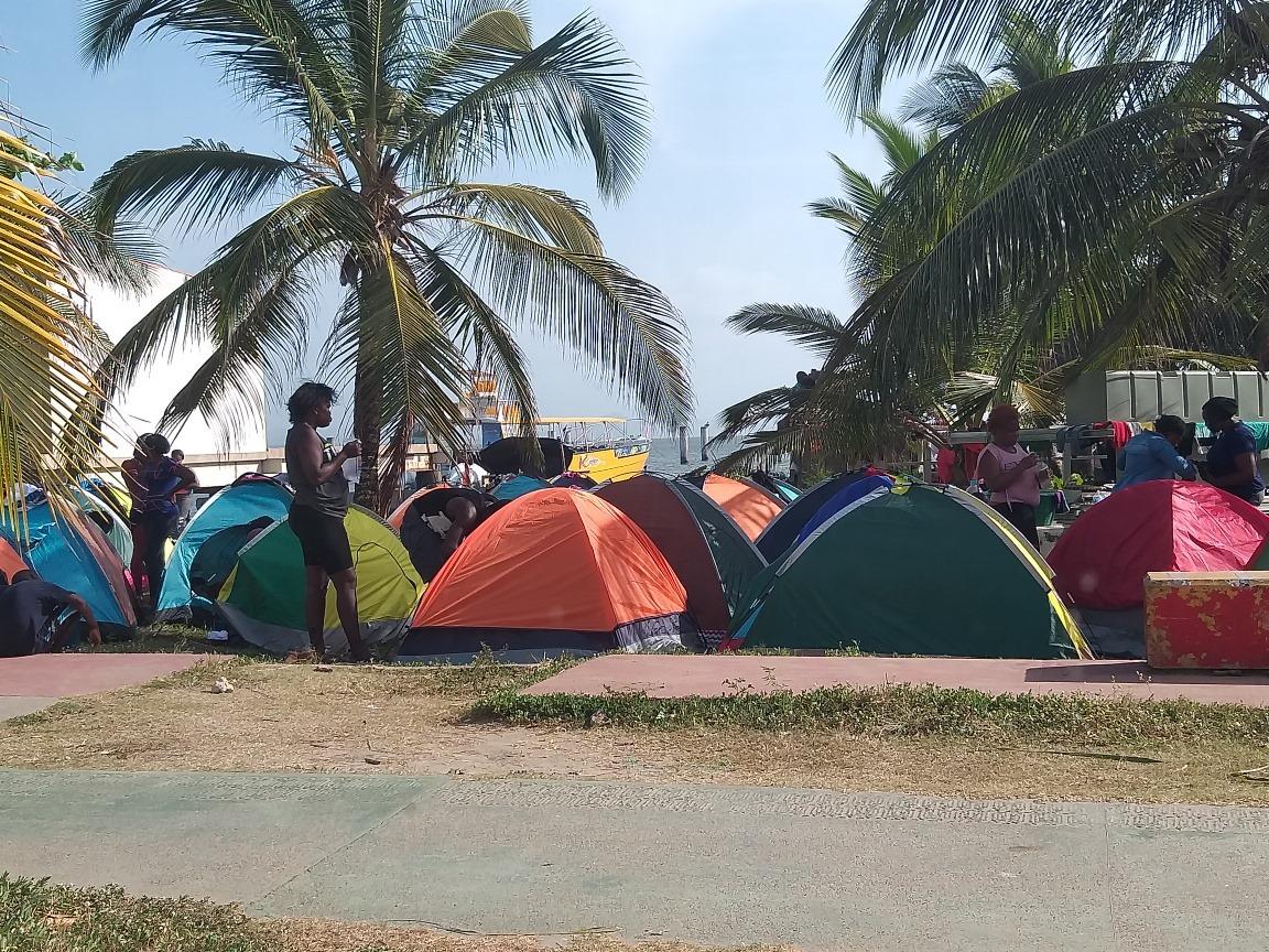 Emiten alerta sanitaria en Colombia tras crisis migratoria en la frontera con Panamá