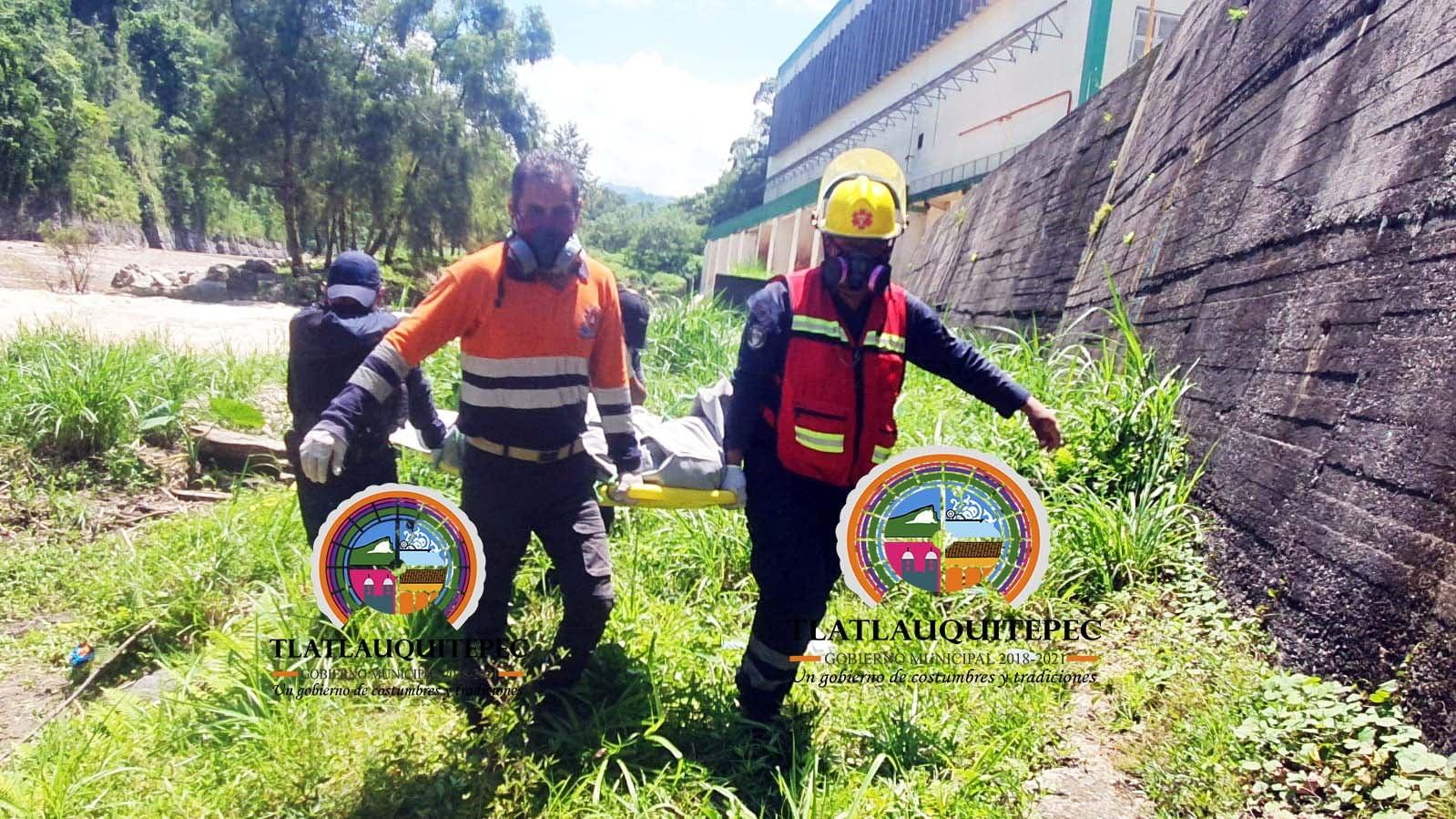 Rescate Río Apulco