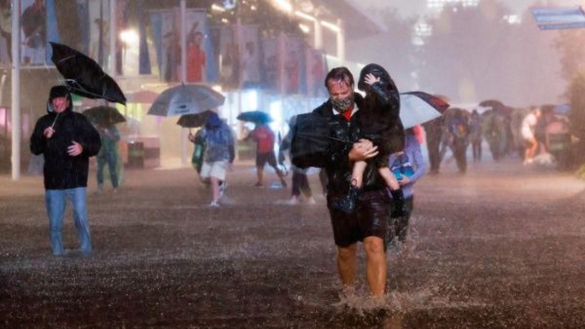 EE.UU. decreta estado de emergencia en Nueva York por inundaciones