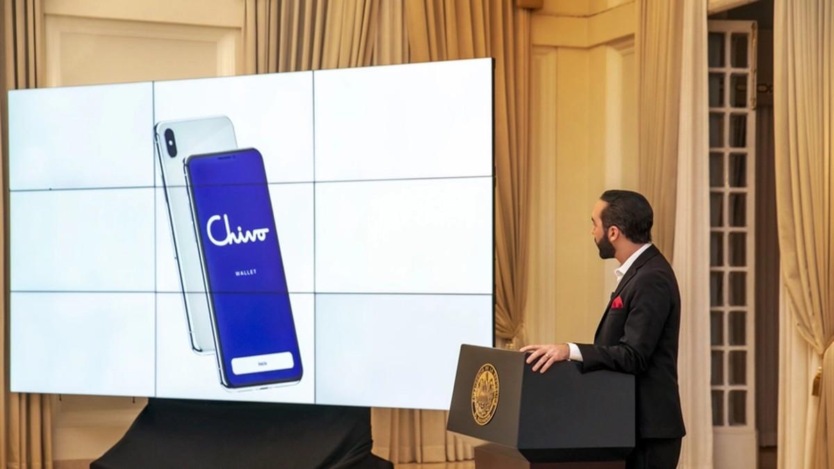 El Salvador pone a disponibilidad su wallet para cripto llamada 'Chivo'