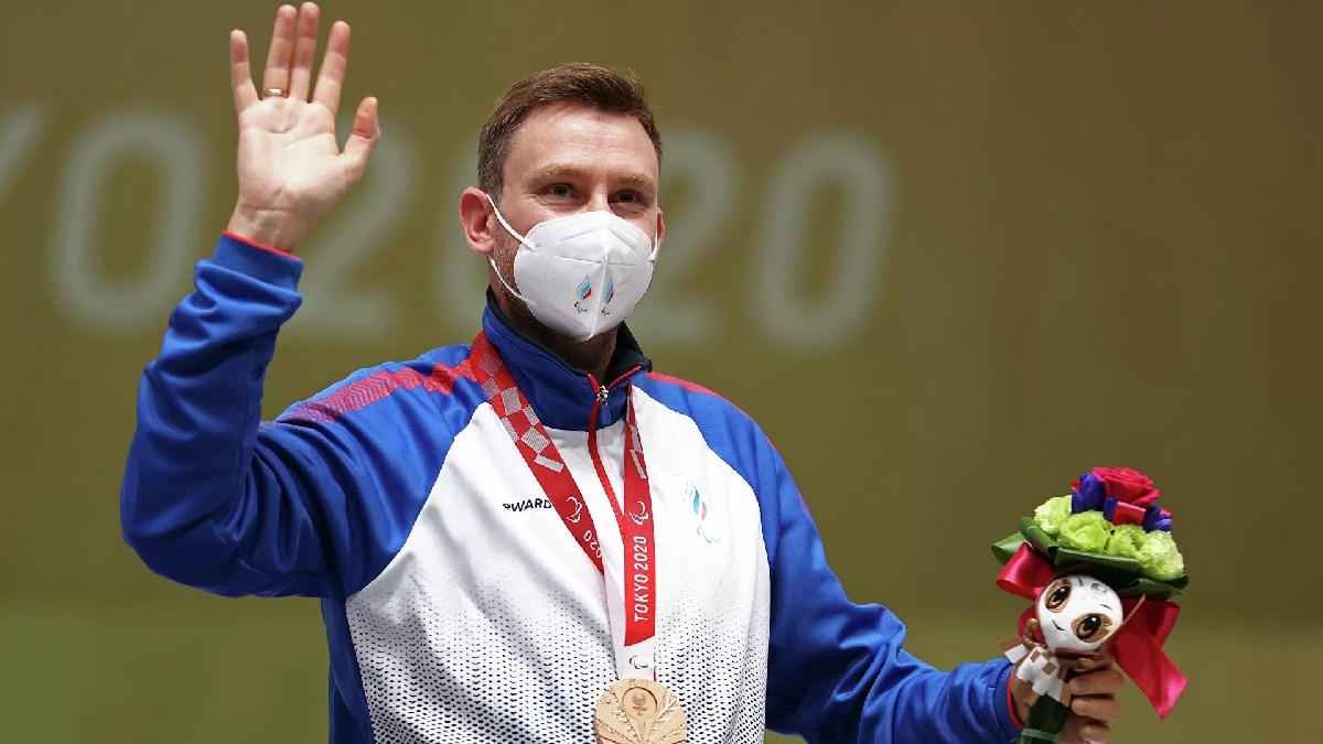 Presidente de Rusia premia a los medallistas paralímpicos de Tokio 2020