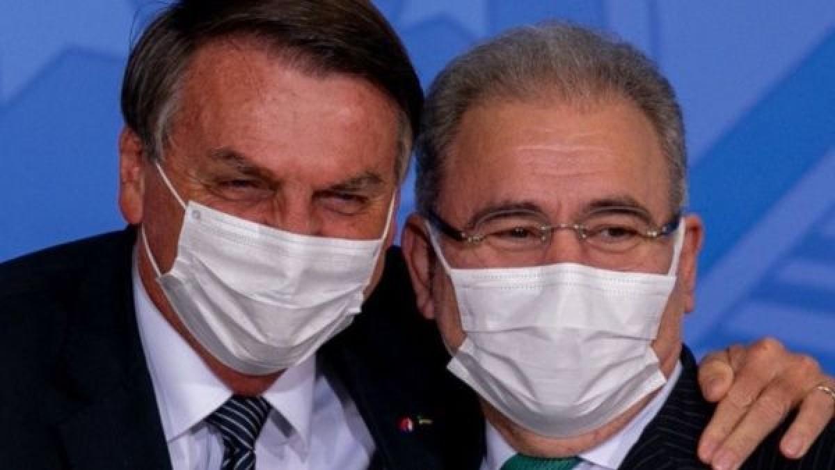 El ministro de Salud de Brasil se contagia de Covid-19 en EE.UU. tras participar en la Asamblea General de la ONU