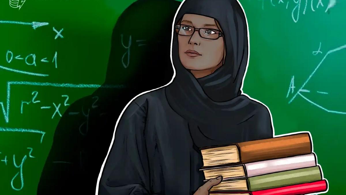 Empresa de NFT apoya a organización afgana a promover el acceso a la educación de las mujeres en el país