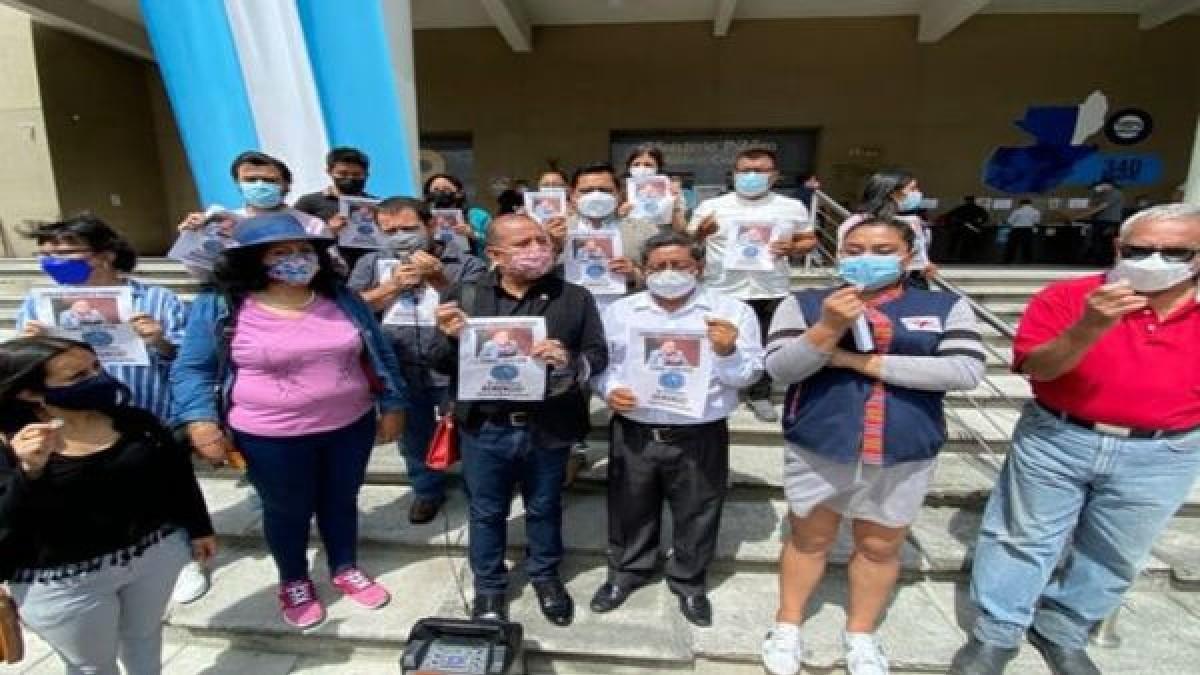 Guatemala: Organizaciones civiles exigen la renuncia de la fiscal general por corrupción