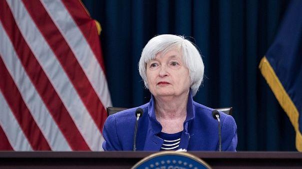 Secretaria del Tesoro de EE. UU. advierte que el país corre el riesgo de quedarse sin dinero